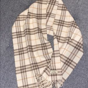Authentic Burberry scarf/shawl